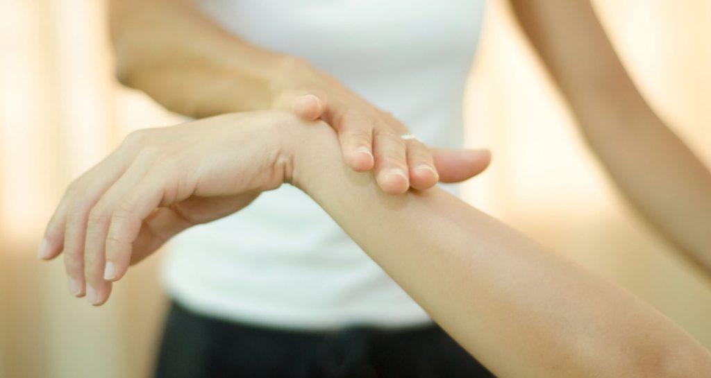 Prueba muscular en método integral
