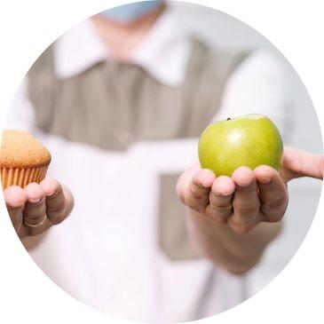 Cómo te relaciones con los alimentos