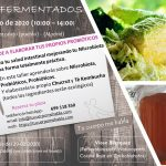 TALLER DE FERMENTADOS: Elabora tu Chucrut y Kombucha [07-03-2020]